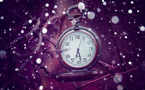目覚めの時間を示す時計