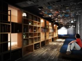 泊まれる本屋BOOK AND BED TOKYO画像2