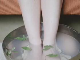 足湯の画像1