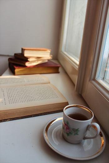 朝の勉強風景