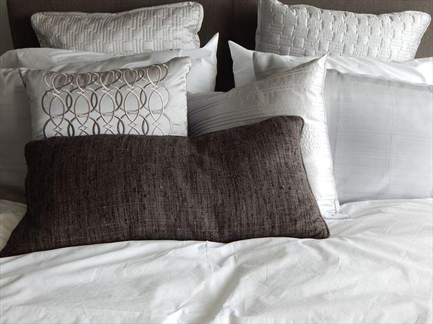 数種類の枕