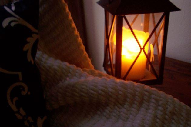 寝室の電気毛布
