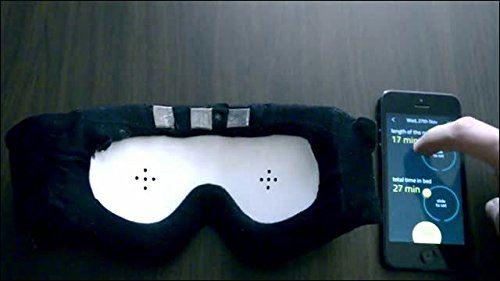 neuro:on 安眠アイマスク ニューローン商品使用画像