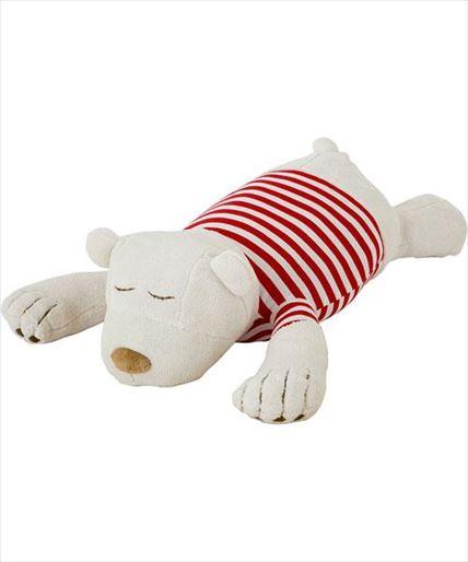 ニトリ「抱き枕(シロクマ Tジナン)」