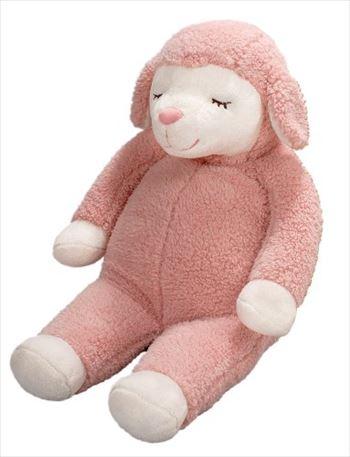 りぶはあと ひつじのメイプル 抱きまくらLサイズ ピンク
