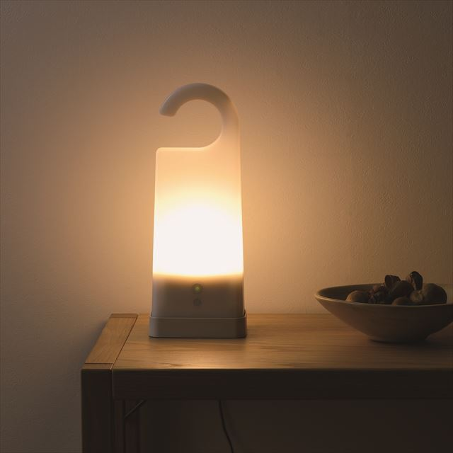 無印良品「LED持ち運びできるあかり」画像1