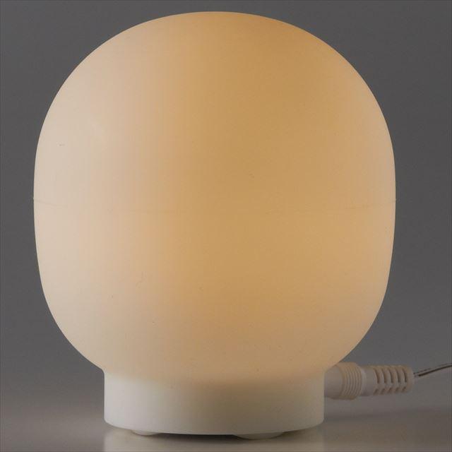 無印良品「LEDシリコーンタイマーライト」画像1