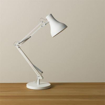 無印良品「LEDアルミアームライト・ベース付」画像2