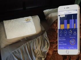 枕とスマホアプリで眠りの質を改善する睡眠システム「クローナ」の画像1