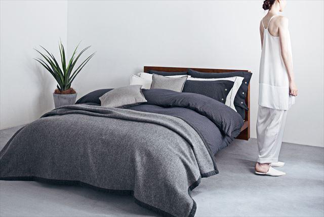 ユナイテッドアローズ×昭和西川コラボSTYLE for LIVING寝装寝具の画像1