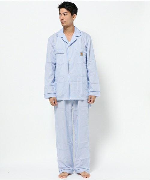 Carhartt WIP「コットンポプリン素材パジャマ」