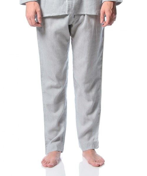 P.LeMoult(プ・ル・ムールト)「DOT PAJAMAS PANTS MENS」