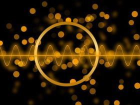 ベータ波をイメージさせる画像1