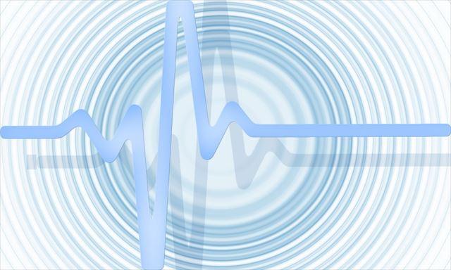 ガンマ波をイメージさせる周波数画像2