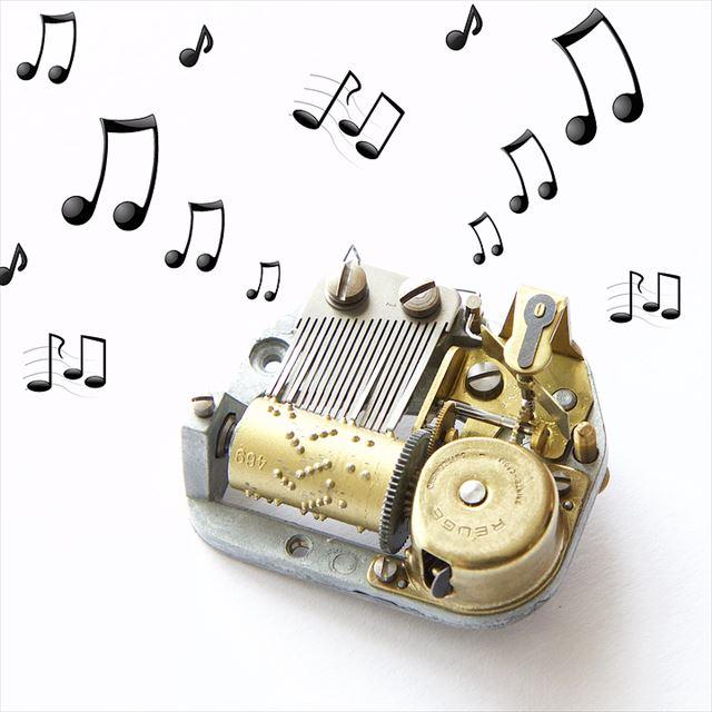 音楽を奏でるオルゴールの画像2